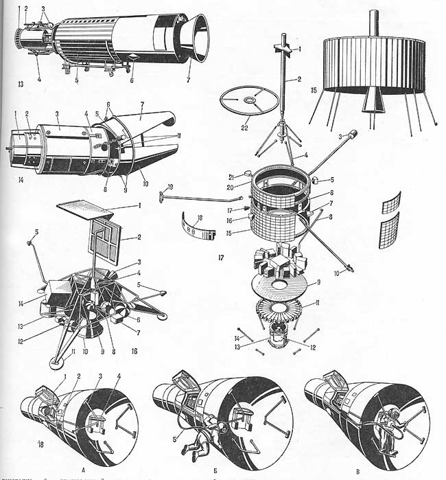 pioneer 6 spacecraft - photo #35